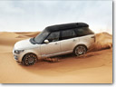 Upcoming 2014 Range Rover To Be Offered With New Engine