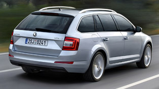 2013 Skoda Octavia Combi - A Good Family Touring Car