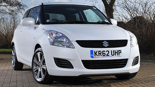 2013 Suzuki Swift SZ-L Special Edition