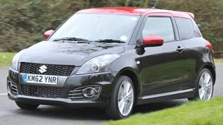 2013 Suzuki Swift Sport SZ-R Edition