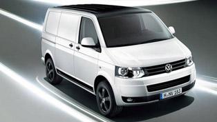 2013 Volkswagen Transporter Edition