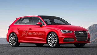 2014 Audi A3 e-tron Delivers Efficiency And Innovation