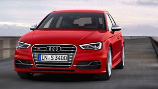 2014 Audi S3 Sportback Revealed!