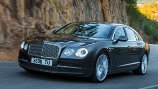 2014 Bentley Continental Flying Spur Revealed [VIDEO]