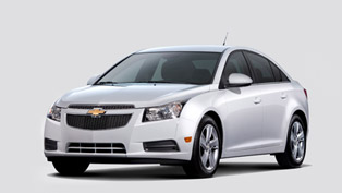 2014 Chevrolet Cruze Clean Turbo Diesel Debuts in Chicago [VIDEO]