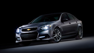 2014 Chevrolet SS Revealed At Daytona!