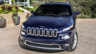 2014 Jeep Cherokee - Aggressive and Bold