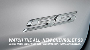 2014 Chevrolet SS To Debut At Daytona International Speedway
