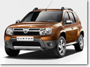 2013 Dacia Duster LPG for France