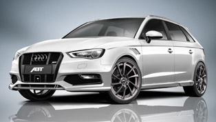 ABT Audi AS3 Sportback - A Compact Lifestyle Car