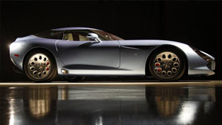 Alfa Romeo Zagato Stradale TZ3 Set To Debut At The Amelia Island Concours d'ELEGANCE