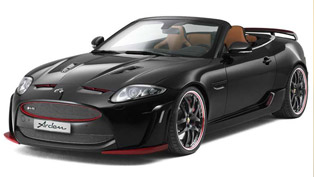 Arden AJ 20 RS - Based on Jaguar XKR-S