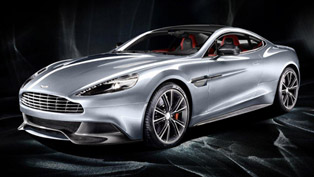 aston martin am 310 vanquish - 573hp and 620nm
