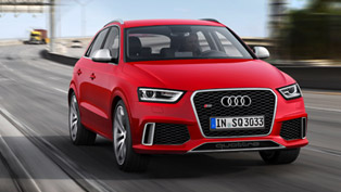 Audi RS Q3 SUV With World Debut At Geneva Motor Show