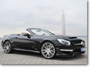 Brabus 800 Roadster - 800HP and 1420Nm