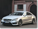 Carlsson Mercedes-Benz CLS CK63 RSR - Top Speed 340km/h