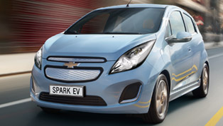 Chevrolet Spark EV at the 2013 Geneva Motor Show