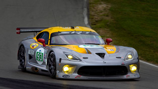 Dodge SRT Viper GTS-R to Compete in 24 Hours of Le Mans [VIDEO]