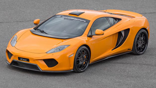 FAB Design McLaren MP4-12C Chimera in Geneva