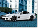 Famous Parts Adss More Distinctiveness To Mercedes-Benz SL500