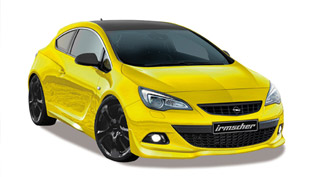 Irmscher Opel Astra GTC Sport 45 Special Edition To Debut In Geneva