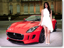 Jaguar F-Type Featured In Lana Del Rey