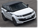 Kahn Range Rover Evoque Fuji White RS250 Goes To Geneva Motor Show