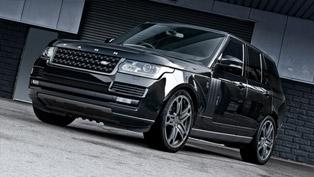 Kahn Range Rover Vogue Black Label Edition Adds More Style