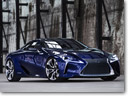 Lexus at the 2013 Geneva Motor Show