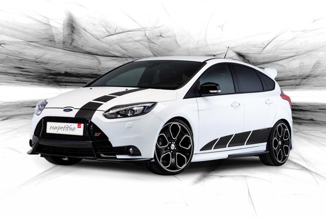 ms design ford focus st styling upgrades