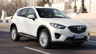 Iconic Mazda CX-5 Gets Enhanced!