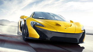 Final Information For The McLaren P1 Revealed
