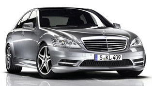 Mercedes-Benz S-Class AMG Sport Edition - UK Price £69,995