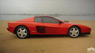 Petrolicious: The Testarossa Presence [VIDEO]