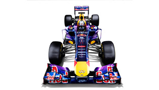 Infiniti Red Bull Racing - RB9 Race Car