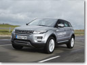 Range Rover Evoque Equipped With World's First 9-Speed Automatic Transmission