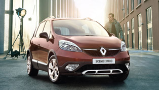 Reborn as a Crossover: Renault Scenic XMOD