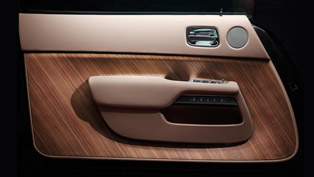 interior elements of rolls-royce wraith revealed [teaser]