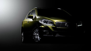 Suzuki C-Segment Crossover To Debut In Geneva [VIDEO]