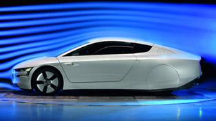 Launch Of The 1-litre Fuel Economy Volkswagen XL1
