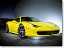 Vorsteiner Ferrari 458 Italia Exudes Perfect Stance In Striking Color