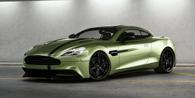 Wheelsandmore Aston Martin Vanquish Am 310