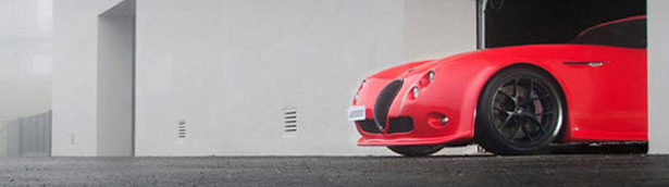 World Premiere For Wiesmann GT MF4-CS In Geneva [TEASER]