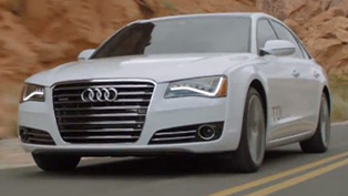 2014 Audi A8 L TDI - US Price $82,500