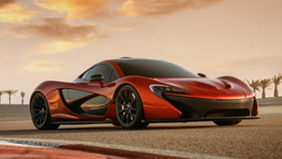 McLaren P1 To Deliver The Staggering 903 Horsepower