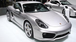 2013 Porsche Cayman S - US Price $63,800