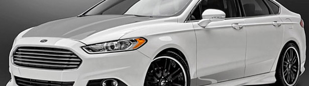 2013 Steeda Ford Fusion Sport - Just Impressive