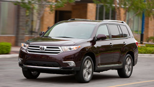 2014 Toyota Highlander SUV With World Debut in New York