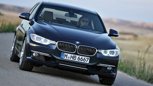 2014 BMW 3-Series F30 328d - 180HP and 381Nm