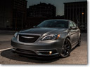 2013.5 Chrysler 200 S Special Edition Shows Glamour In New York